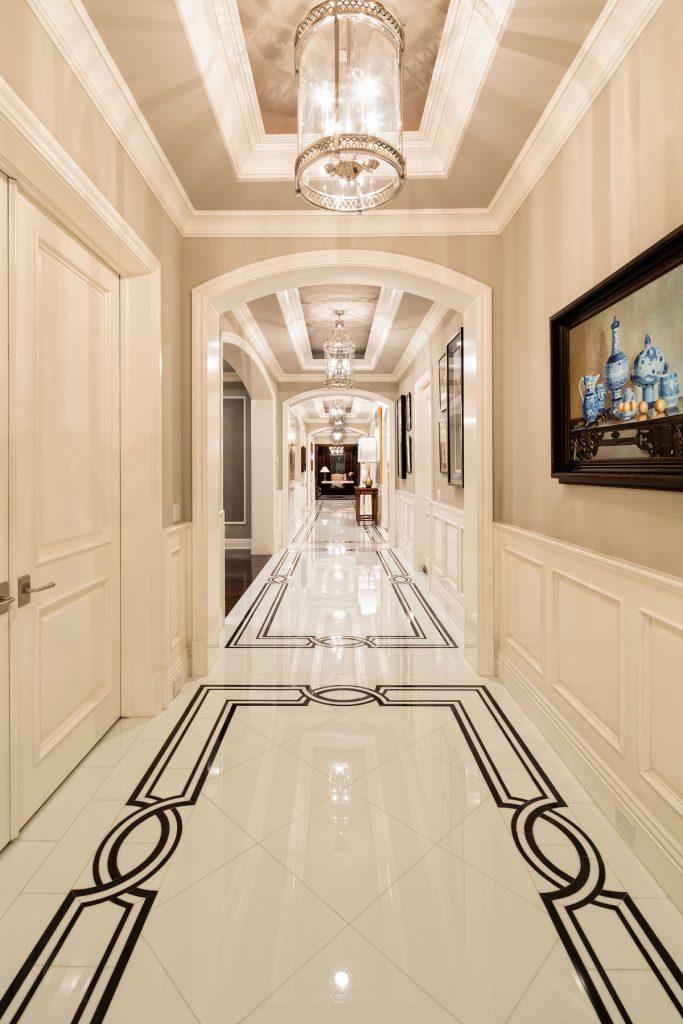 Brentwood Hallway