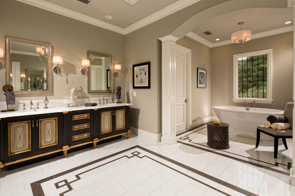 Brentwood Master Bath