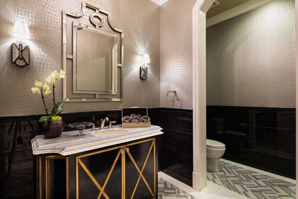 Brentwood Powder Room