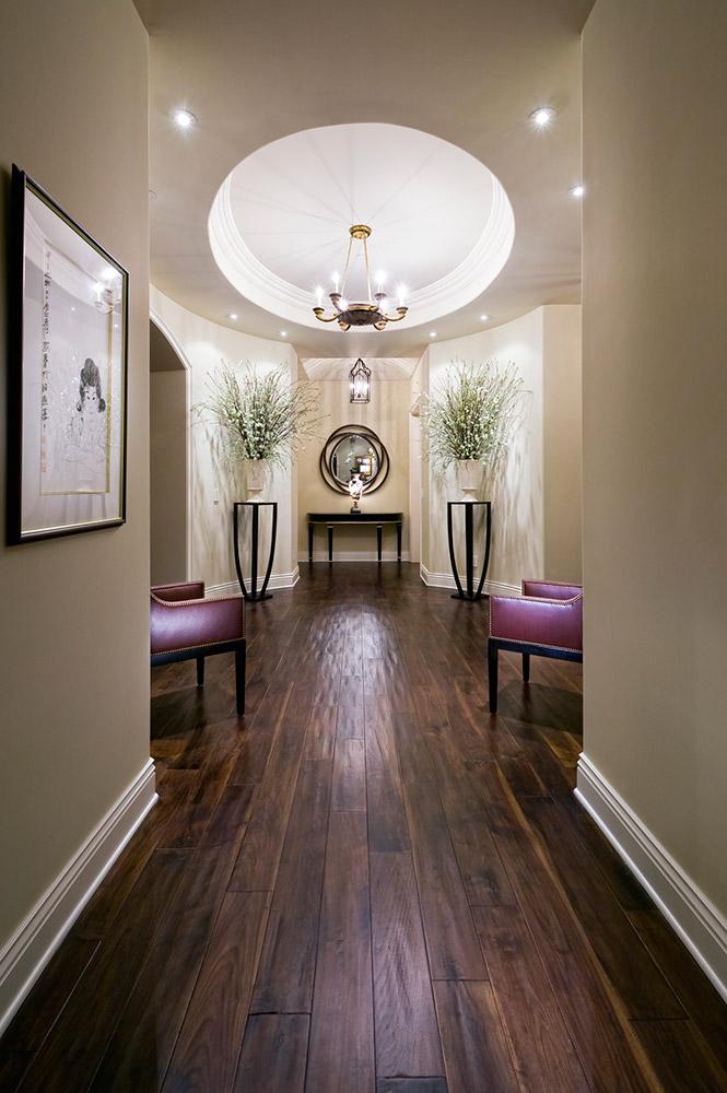 Pasadena Hallway