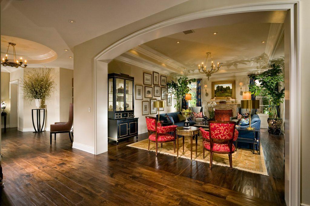 Pasadena Living Room