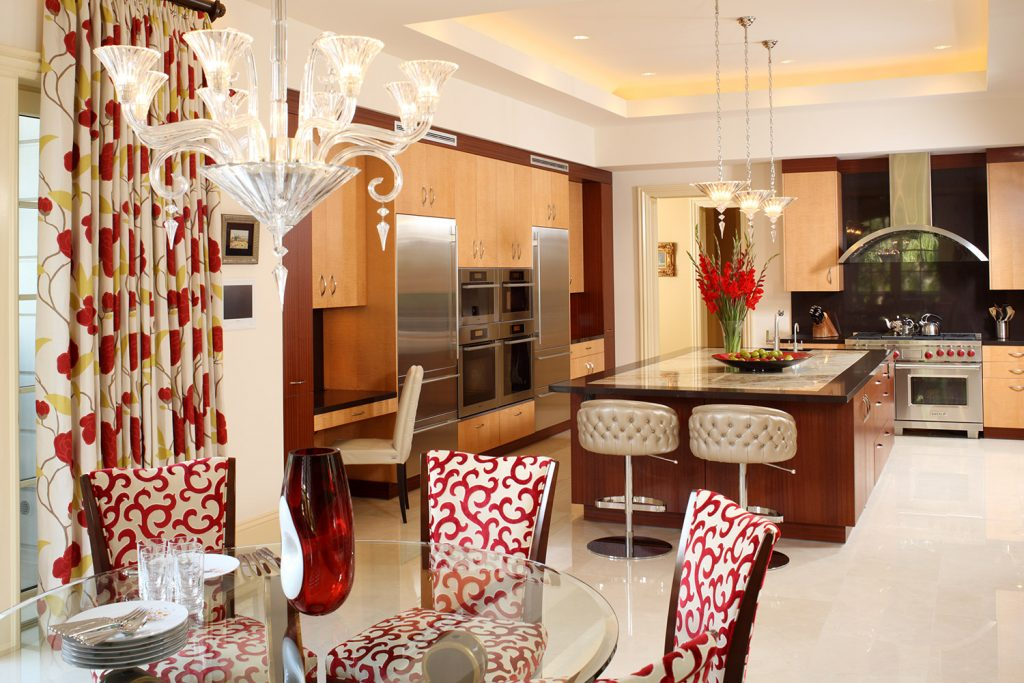 Beverly Hills Kitchen - Jennifer Bevan Interiors