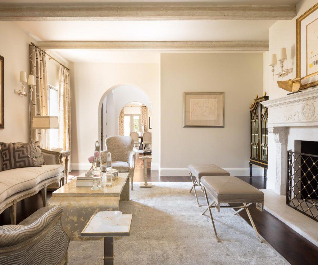 Santa Monica Living Room - Jennifer Bevan Interiors