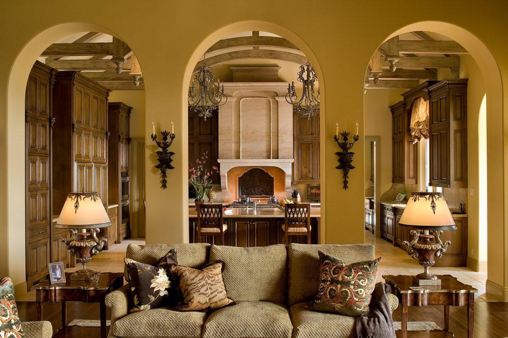 Santa Barbara Kitchen - Jennifer Bevan Interiors