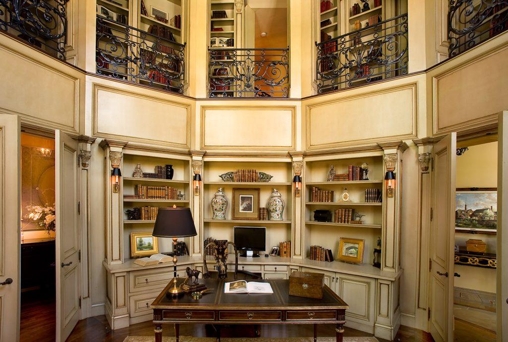 Santa Barbara Library - Jennifer Bevan Interiors